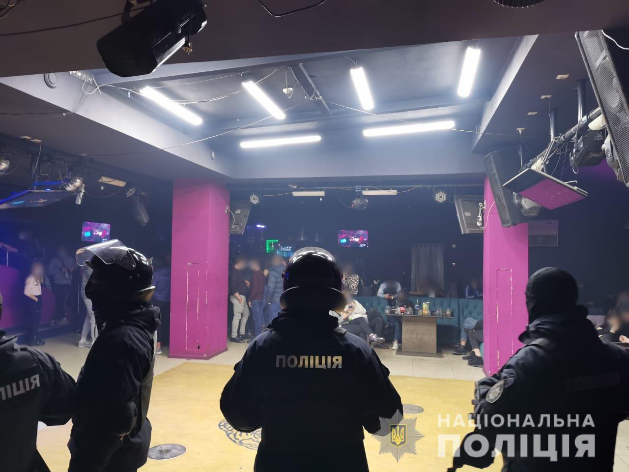 В отношении владельца ночного клуба в Харькове открыто уголовное дело (фото)