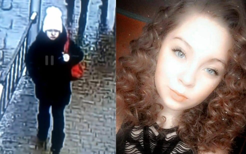 Львовскую школьницу разыскивают в Харькове (фото)