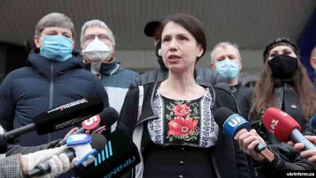 Татьяне Черновол готовятся вручить обвинение в убийстве