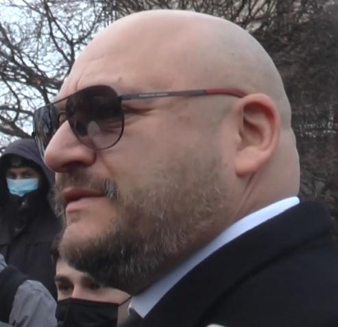 """Добкин отреагировал на интервью Фукса: """"Я ничего не забываю"""""""