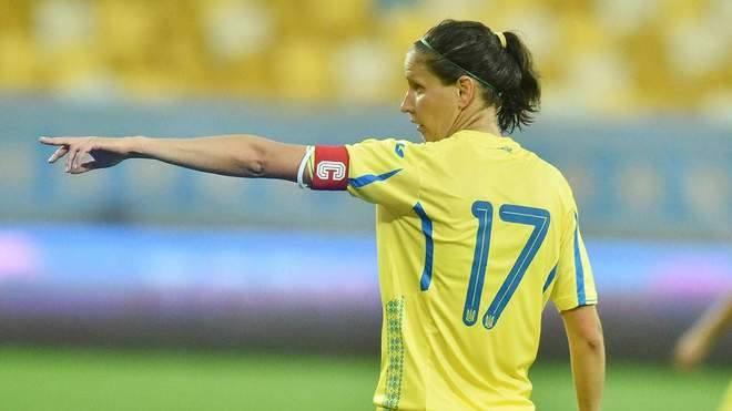 Харьковчанка стала лучшей футболисткой года в Украине (фото)