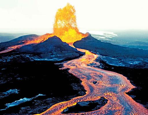 """На Гавайях """"проснулся"""" вулкан Килауэа (видео)"""