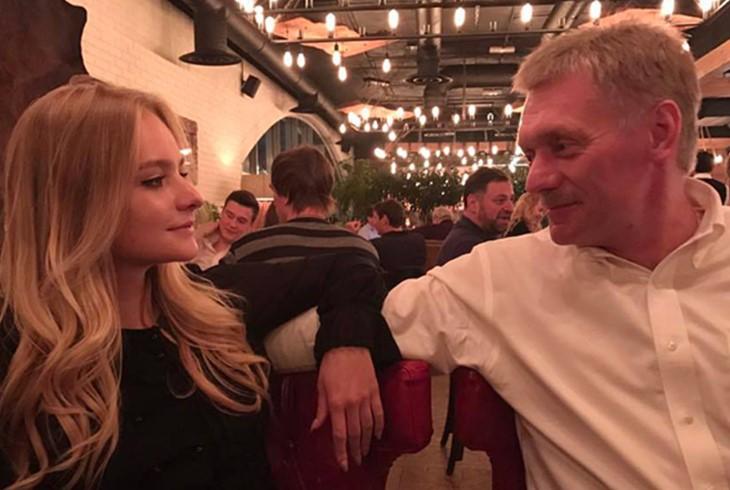 У дочери пресс-секретаря Путина общий бизнес с беглым харьковским нардепом – СМИ