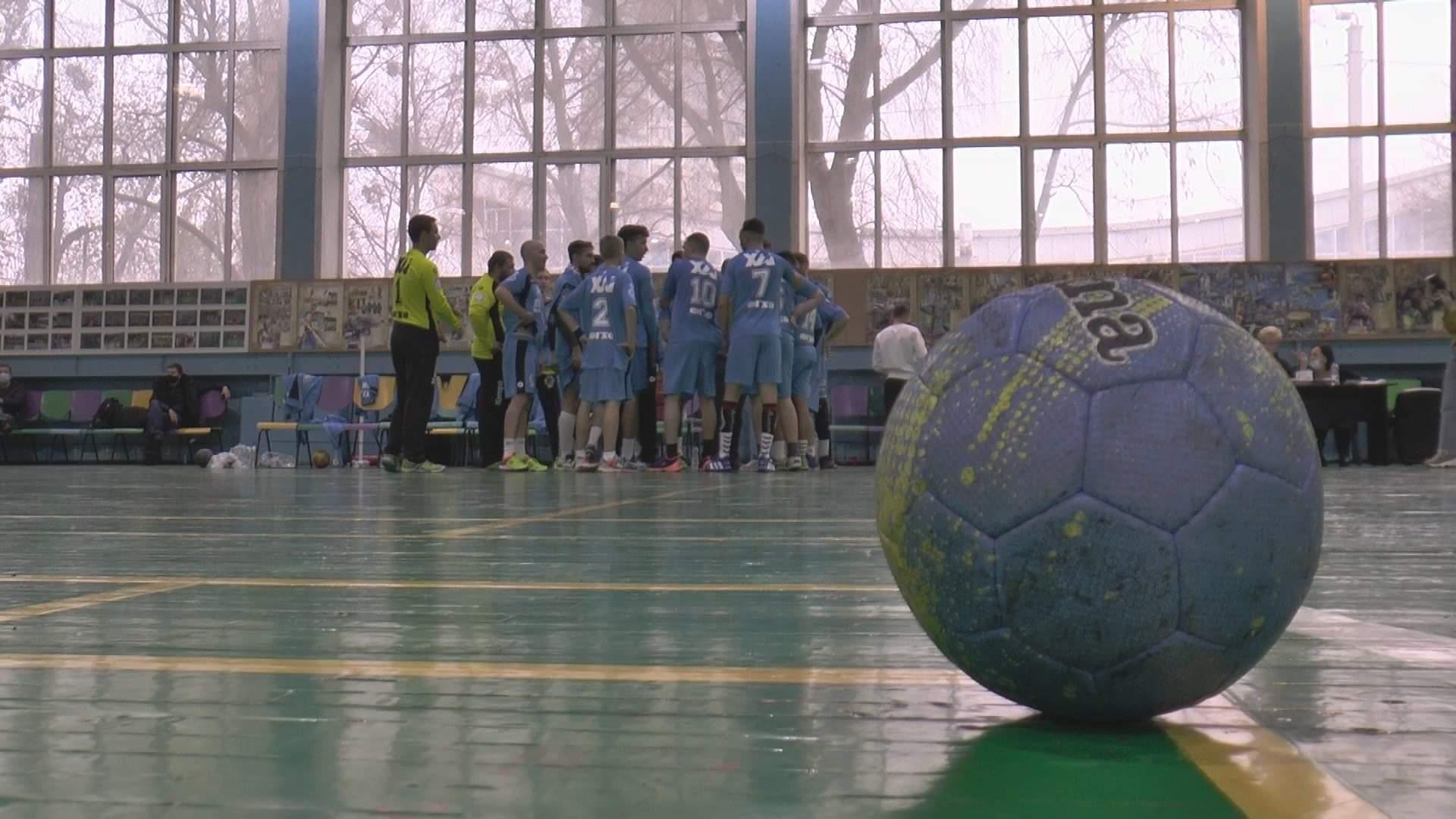 В Харькове стартовал гандбольный сезон (фото)