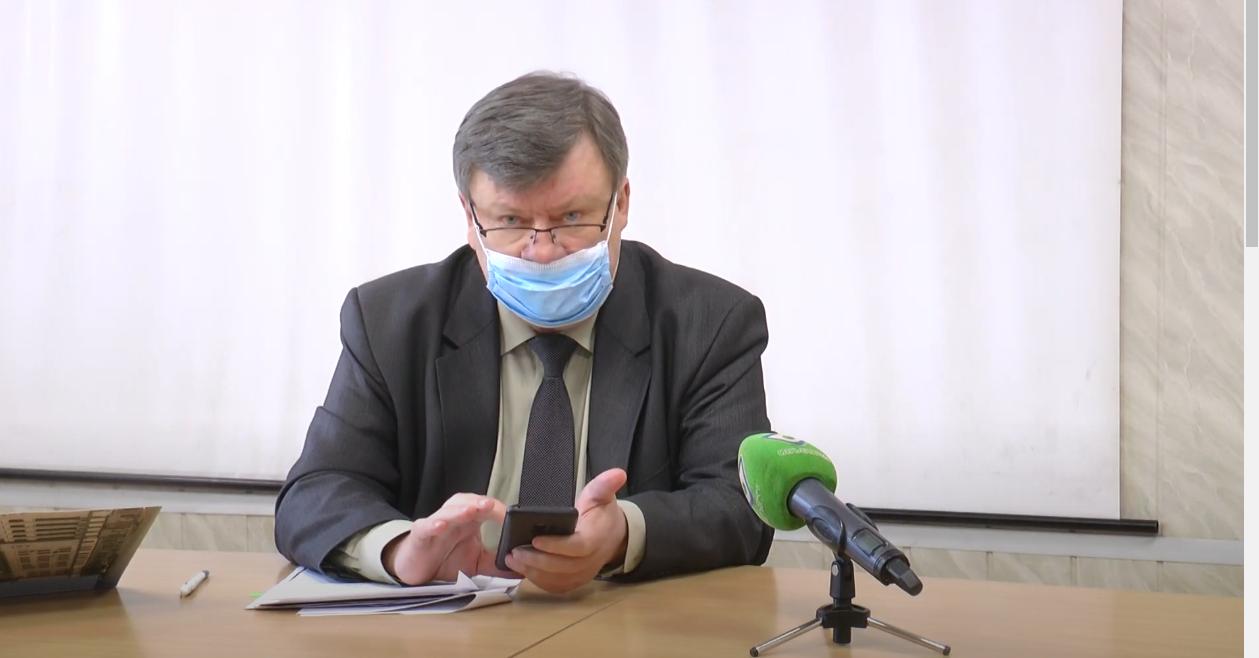 """Харківський чиновник прокоментував справу про """"незаконне збагачення"""" (відео)"""