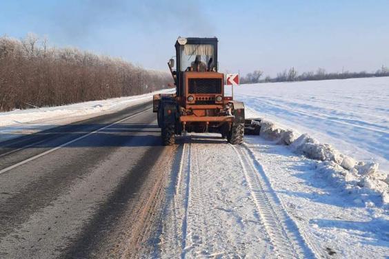 Ситуация на дорогах Харьковщины: местами по области туман, видимость 200-500 м