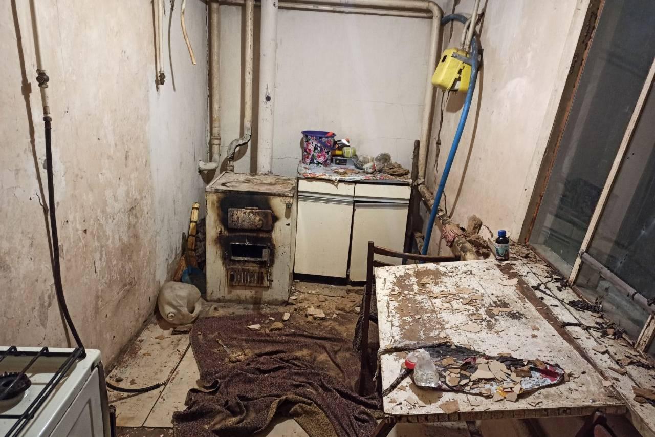 На Харьковщине произошел взрыв бытового газа в частном доме