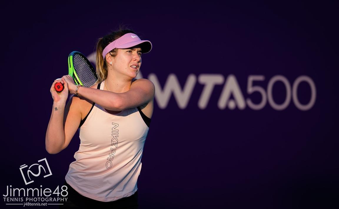 Харьковчанка Элина Свитолина обыграла 2-ю подряд русскую теннисистку