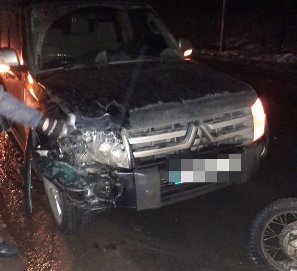 Под Харьковом мотоцикл и легковушка не поделили дорогу: скончалась 19-летняя девушка