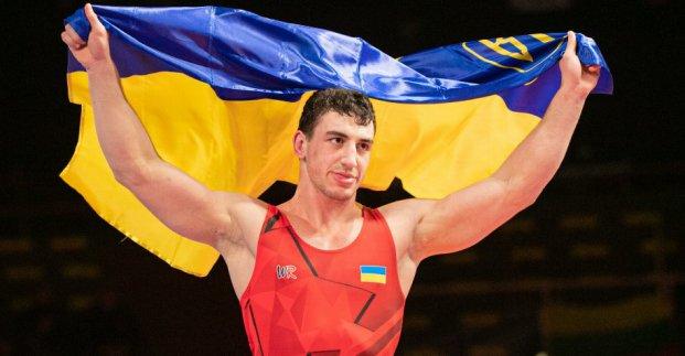 Харьковчанин признан лучшим спортсменом Украины