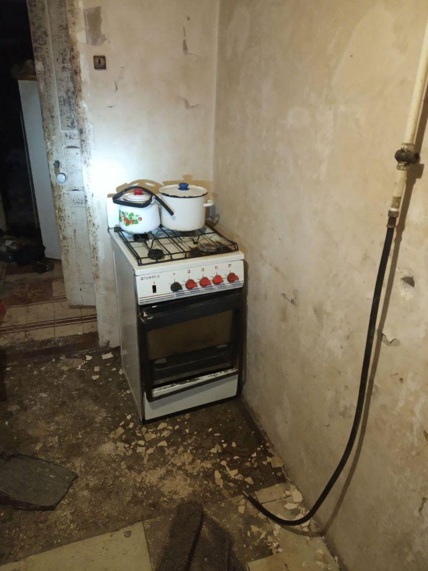 Взрыв газа в частном доме произошел из-за несанкционированного подключения