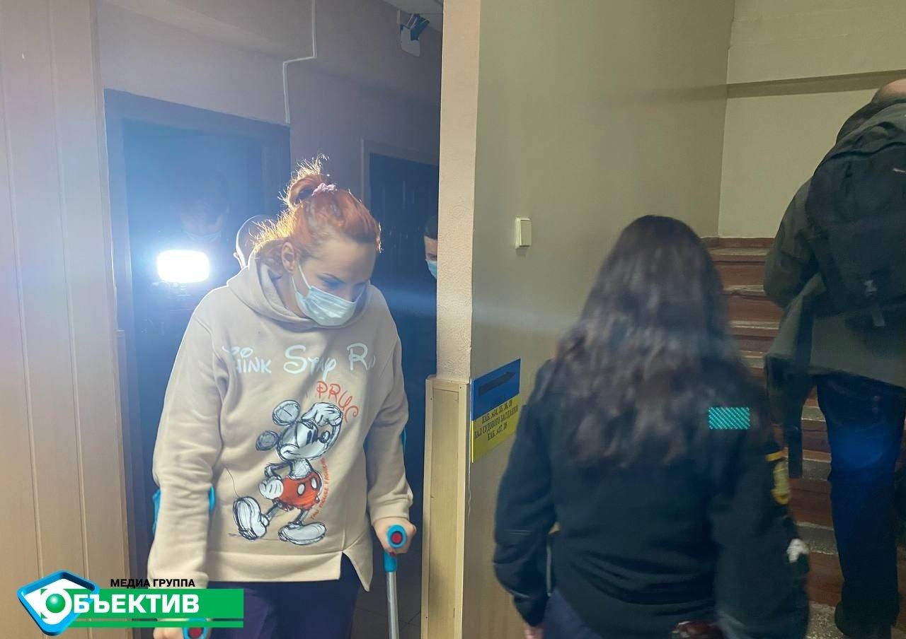 Единственную женщину-подозреваемую в деле о пожаре в доме престарелых оставили под стражей
