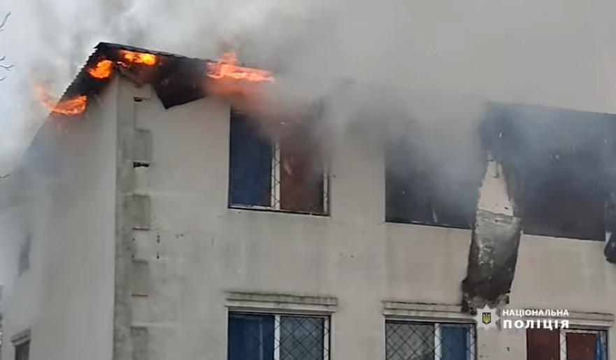 Гибель пенсионеров в Харькове. Прошло заседание правительственной комиссии по расследованию причин пожара