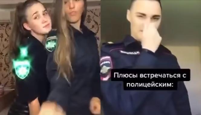 В ХНУВД опровергли информацию о курсантках, которые снялись в скандальном видео
