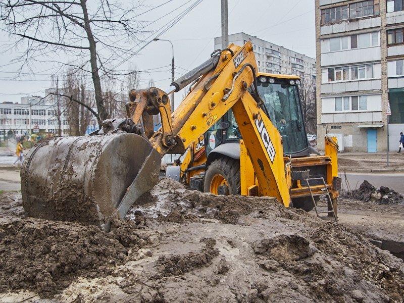 В Харькове без тепла остались дома в двух районах