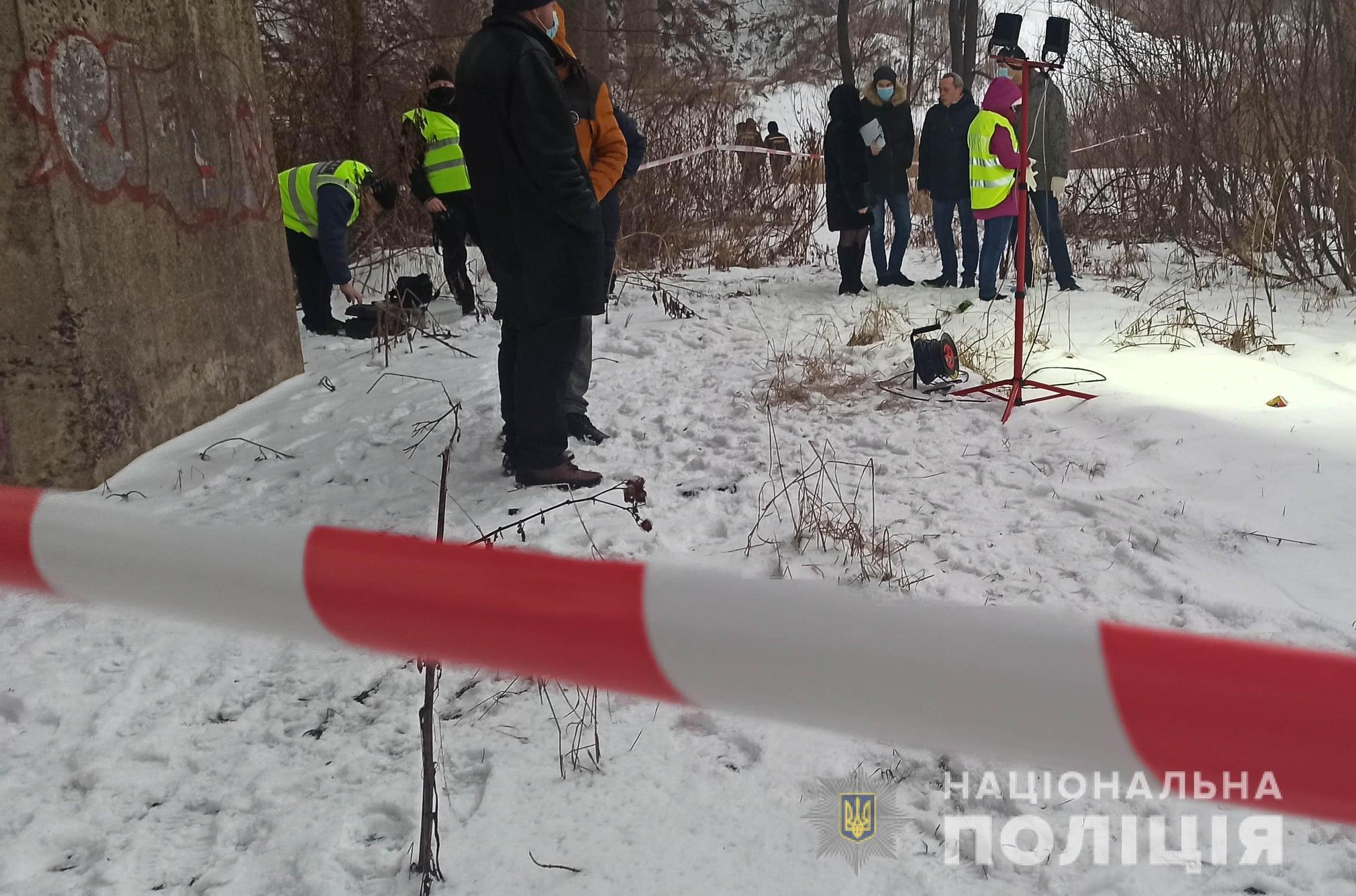 В Харькове под мостом нашли тело 15-летнего школьника: полиция ищет свидетелей