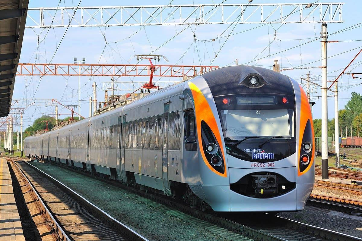Из Харькова запускают праздничный поезд в столицу