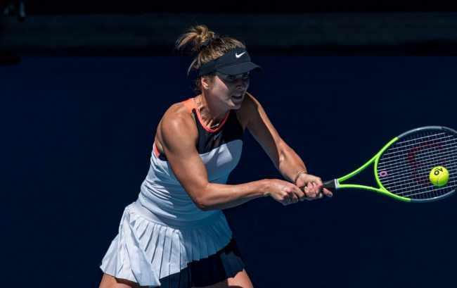 Свитолина получила первый номер посева на турнире в Дохе