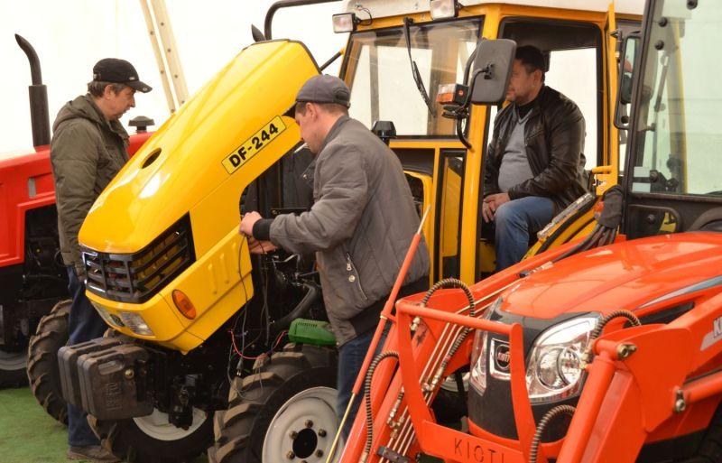 Расширен перечень украинской сельхозтехники, стоимость которой компенсируется из госбюджета