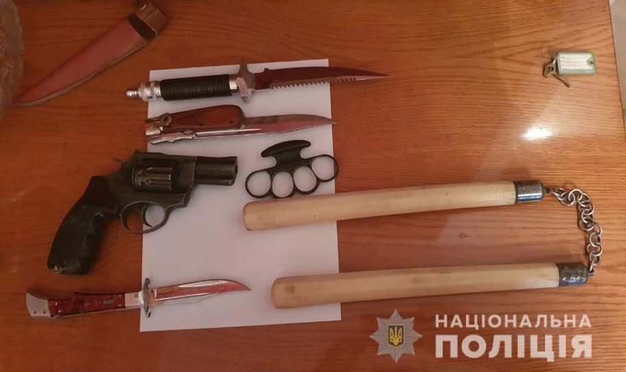 Руководителя общественной организации на Харьковщине задержали за рэкет (фото)