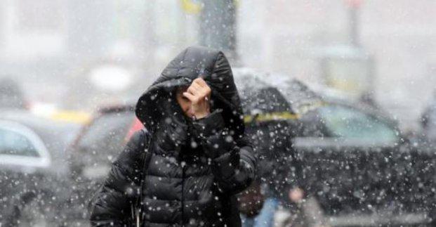 9 февраля в Харькове – снегопад, но потеплеет