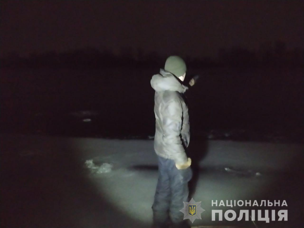 Водолазы нашли тело одного из утонувших рыбаков