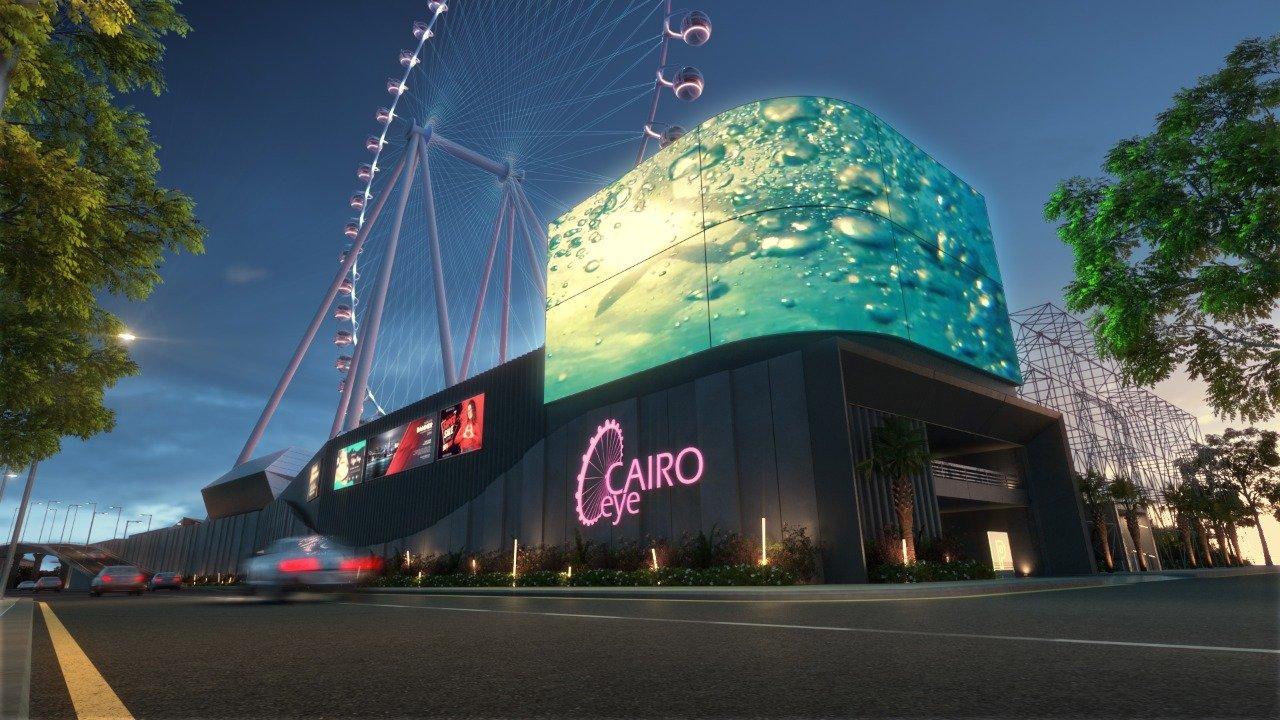 На берегу Нила появится Cairo Eye — самое большое в Африке колесо обозрения (фото)