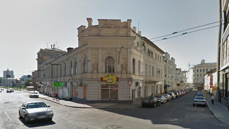 Здание бывшей женской гимназии Людмилы Михайловны Черняковской. Google Maps