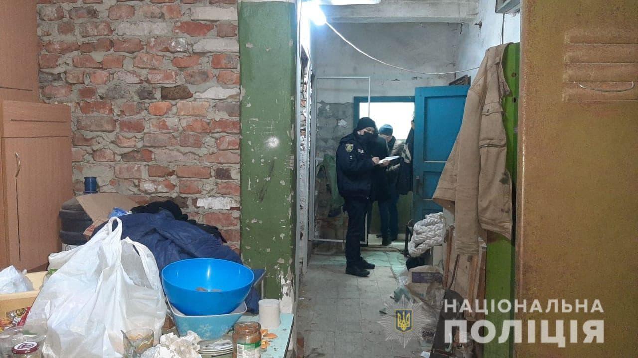 Убийство в складском помещении: харьковчанину сообщили о подозрении