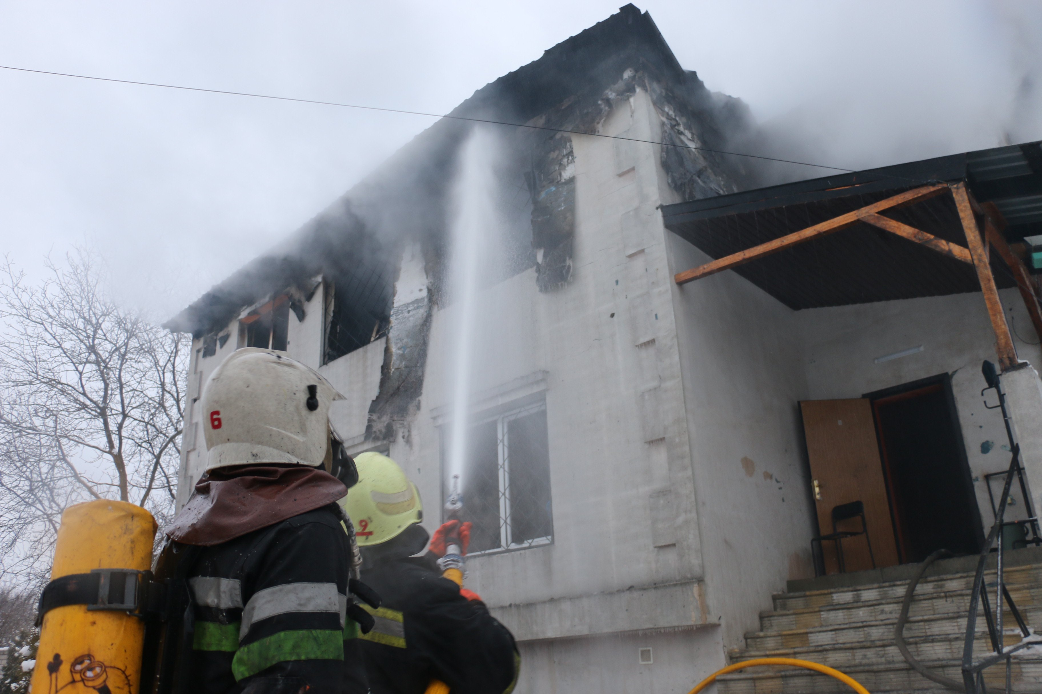 После проведенных экспертиз была названа причина пожара в доме престарелых в Харькове — Чернышов