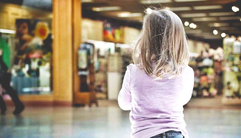 В Харьковской области за месяц пропадает 45-60 детей