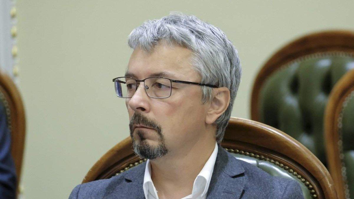 Нужно вначале провести двух-трехлетнюю программу реальной промоции украинского языка, — Ткаченко