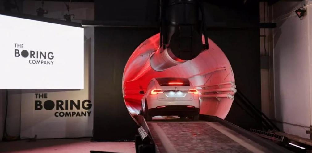 Тоннель для казино в Лас-Вегасе будет строить компания Илона Маска
