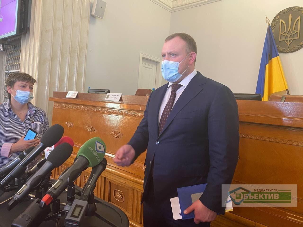 На Харьковщине в сутки прививают 50-70 медиков