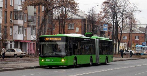 В июле в Харьков поступят 27 новых троллейбусов, приобретенных на средства ЕБРР