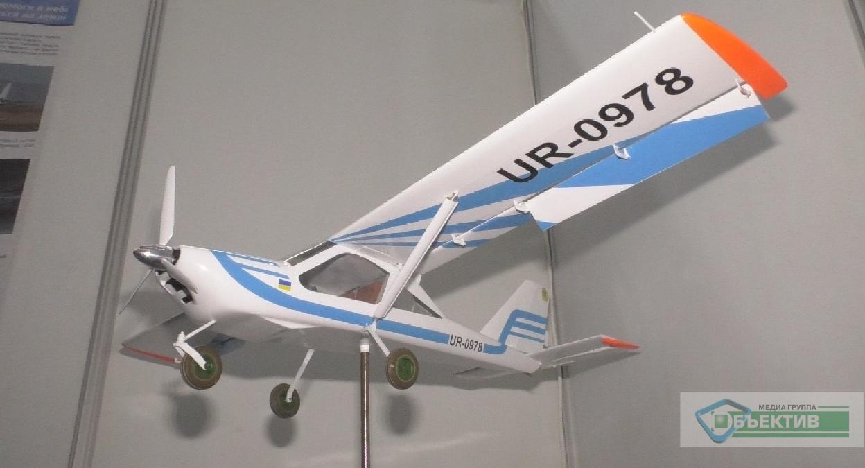 """ХАЗ показал самолет, который может стать """"аэротакси"""" в Африке (фото)"""