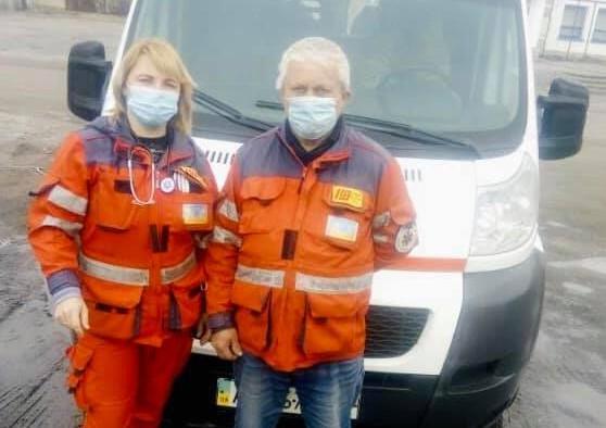 Под Харьковом мужчина впал в кому из-за отравления токсическими веществами