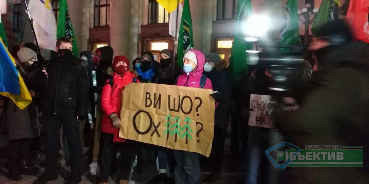 Протесты по делу Стерненко – политические и направлены против Зеленского – Авакова – политолог