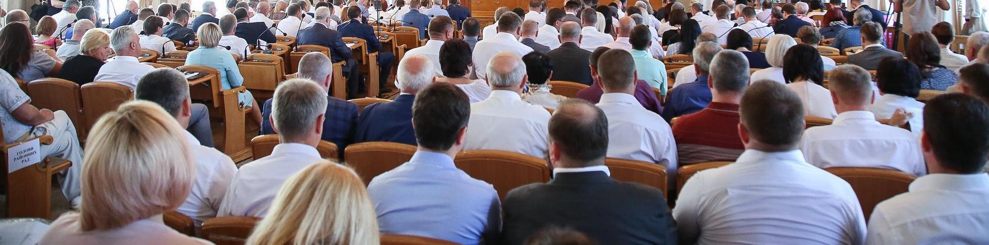 У 3-х человек в зале Харьковского облсовета уже есть рак, у 15 – будет – Скорый