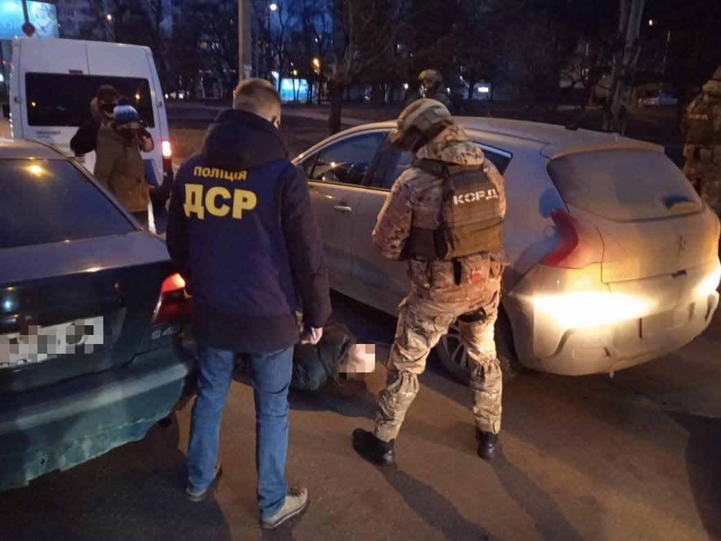 На Харьковщине псевдоборцы за экологию шантажировали предпринимателей (фото)