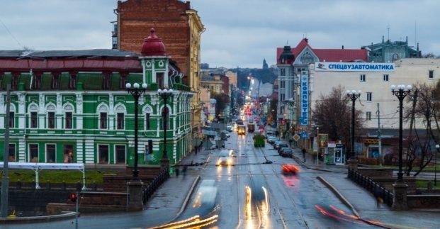 Эти выходные в Харькове будут дождливыми