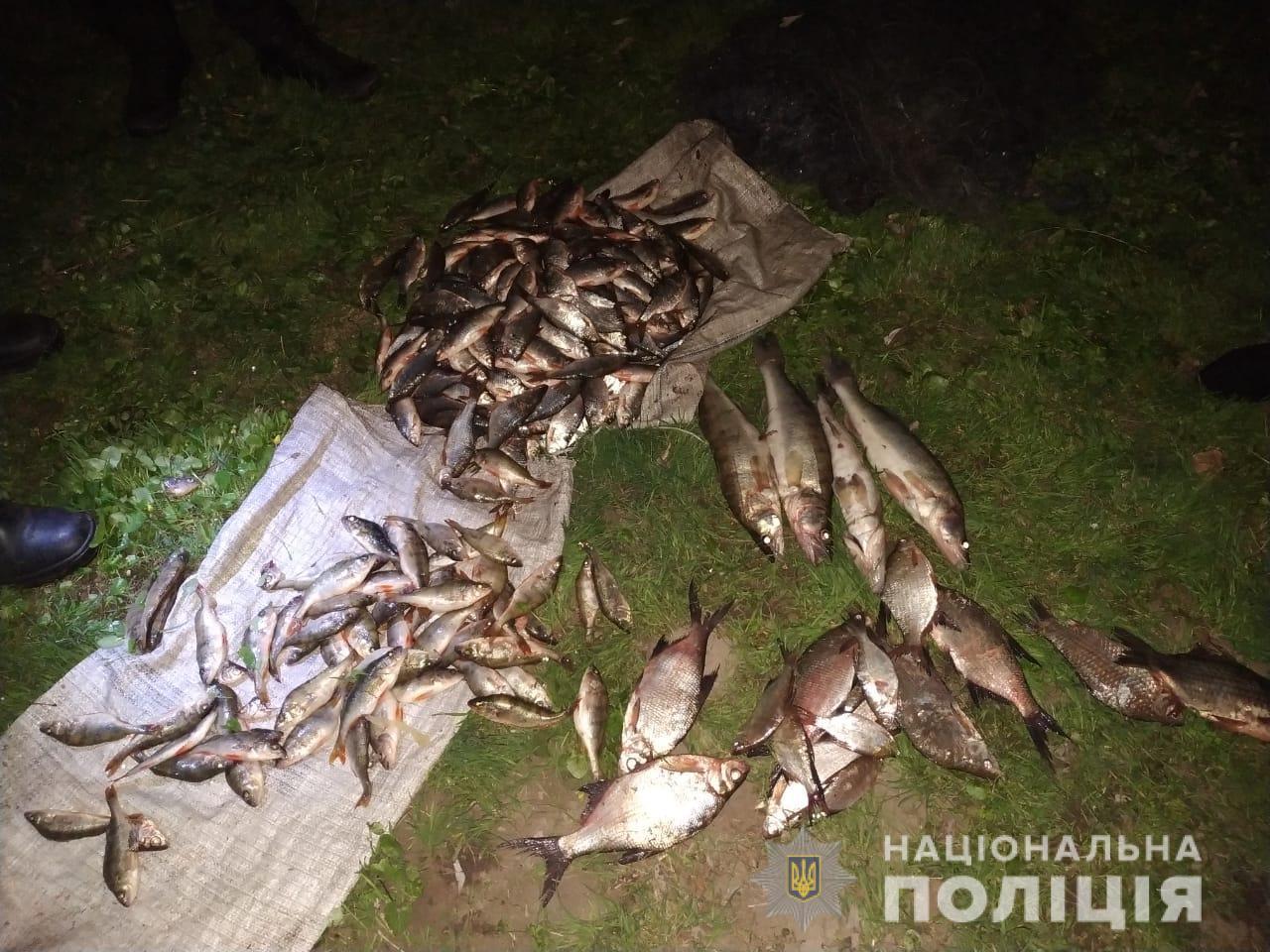 На Харьковщине браконьеры нанесли ущерб в 26 тыс. грн (фото)