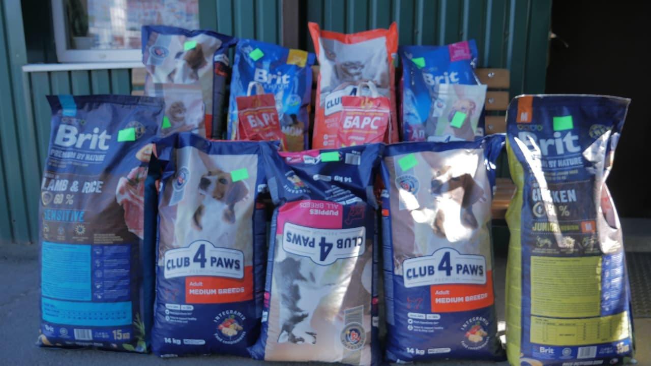 Неравнодушные харьковчане спасли животных в приюте от голода