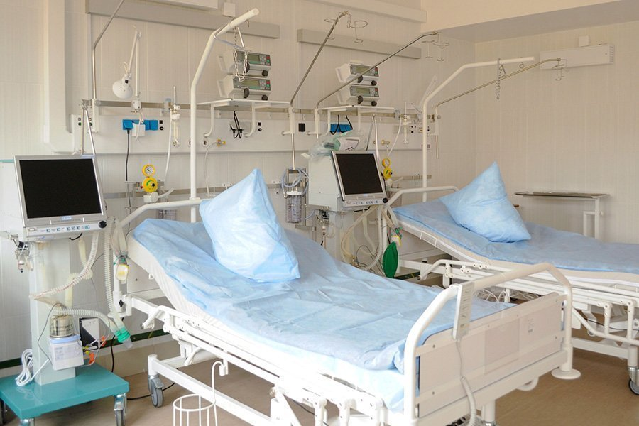 В больницах Харькова второй день подряд нет свободных мест для COVID-больных