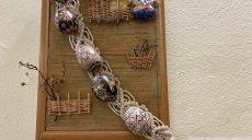 В Харькове открылась выставка пасхальных яиц (фото)