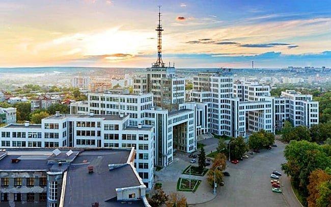 Бинокль за 70 тыс. гривен: на что пойдут 5 млн для смотровой площадки на Госпроме