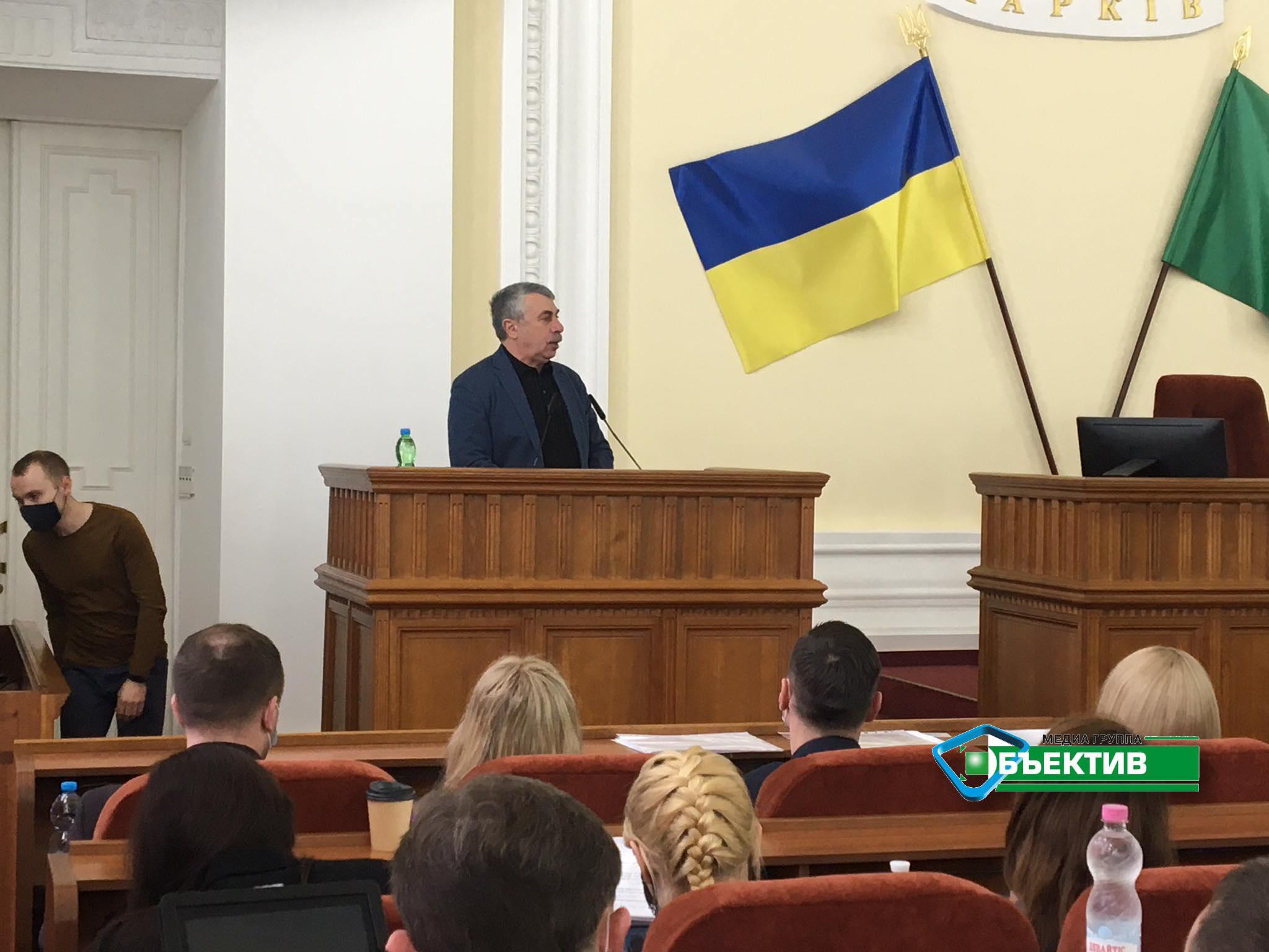 Комаровский объяснил, почему во всем мире повторно болеет COVID 1 из 50 тысяч, а в Украине – каждый третий