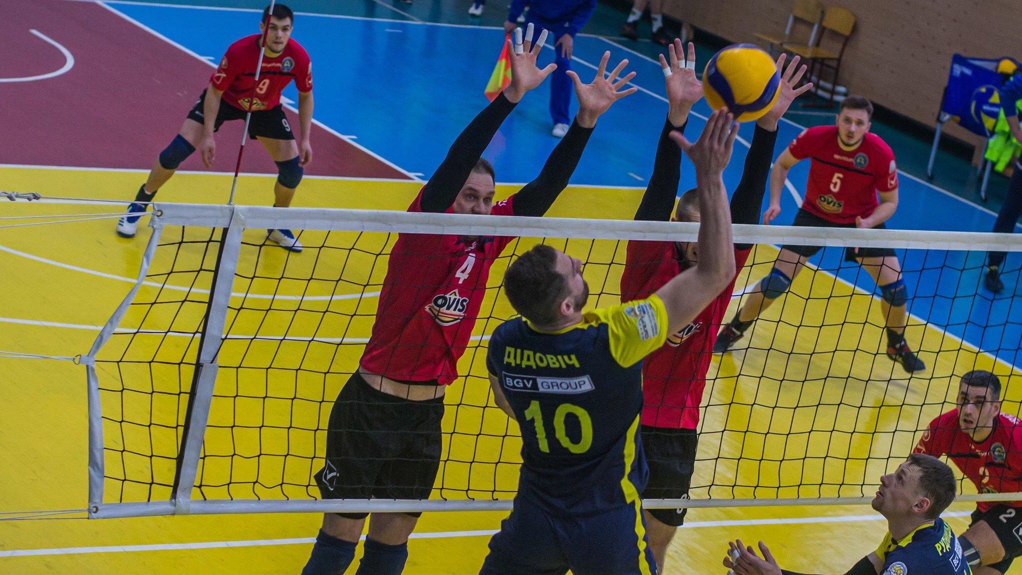 Определились медалисты мужской волейбольной Суперлиги (фото)