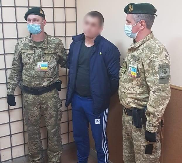 Украинца, который находился в розыске, задержали на границе с Россией