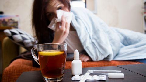 За прошлую неделю ОРВИ заболели более 13,5 тысячи жителей Харьковщины